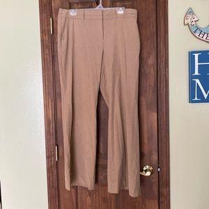 Ann Taylor LOFT Julie trouser pants 14